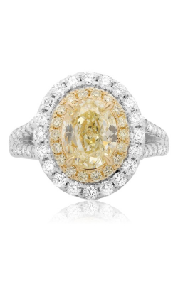Roman And Jules Yellow Label Engagement Ring NR849-1 product image