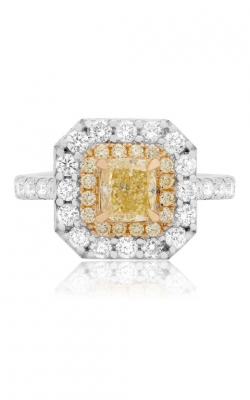 Roman And Jules Yellow Label Engagement Ring NR763B-10 product image