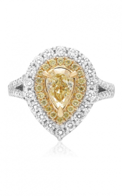 Roman And Jules Yellow Label Engagement Ring NR762-7 product image