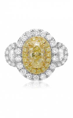 Roman And Jules Yellow Label Engagement Ring NR862-1 product image