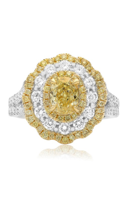 Roman And Jules Yellow Label Engagement Ring NR766-6 product image