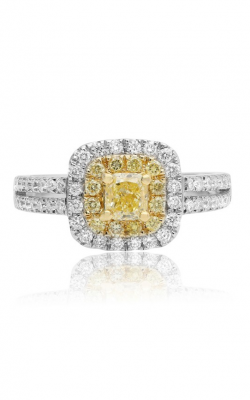 Roman and Jules Engagement Ring NR413WY-18K product image
