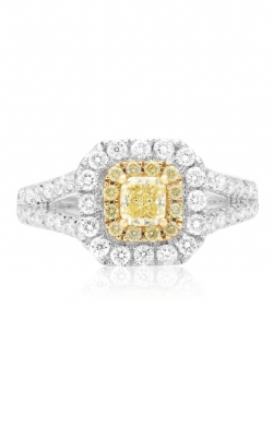 Roman and Jules Engagement Ring FR236WY-18K product image