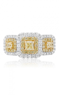Roman and Jules Yellow Label Engagement ring FR260WY-18K product image