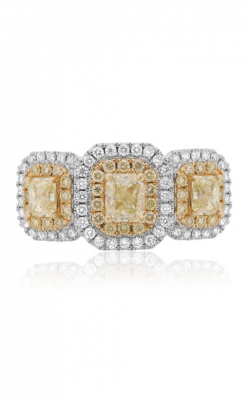 Roman and Jules Yellow Label Engagement ring KR4249WY-18K-1 product image