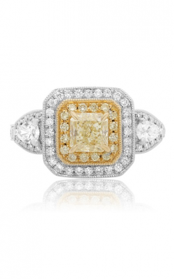 Roman and Jules Yellow Label Engagement ring KR5633-4 product image