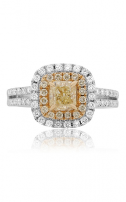 Roman and Jules Yellow Label Engagement ring KR5195WY-18K-8 product image