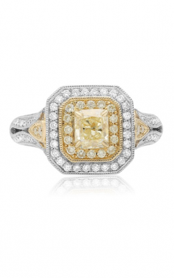 Roman and Jules Yellow Label Engagement ring KR5544WY-18K-7 product image