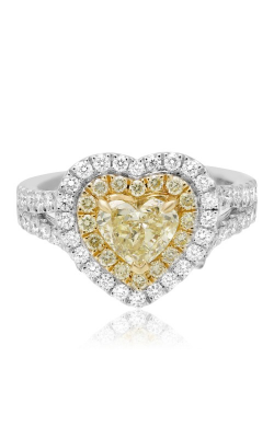 Roman and Jules Yellow Label Engagement ring KR5701-3 product image