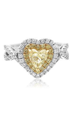 Roman and Jules Engagement ring KR4076WY-18K-2 product image
