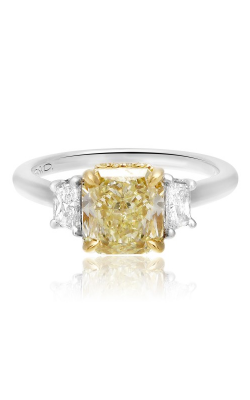 Roman and Jules Engagement ring KR3554WY-18K-1 product image
