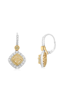 Roman And Jules Yellow Label Earrings NE846-1 product image
