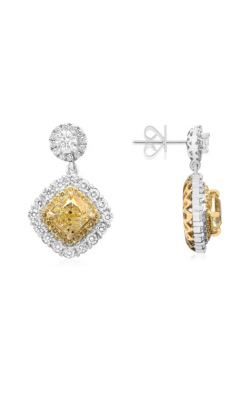 Roman And Jules Yellow Label Earrings NE845-1 product image