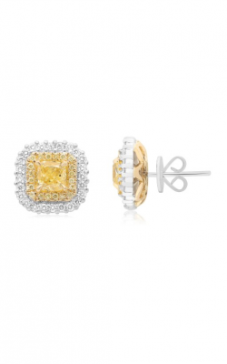 Roman And Jules Yellow Label Earrings NE771-1 product image
