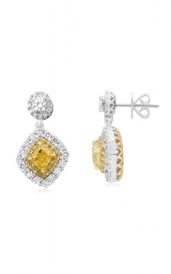 Roman And Jules Yellow Label Earrings NE863-2 product image