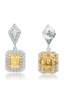 Roman And Jules Yellow Label Earrings NE869-1 product image