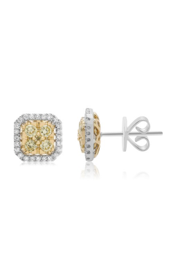 Roman And Jules Yellow Label Earrings NE884E-1 product image