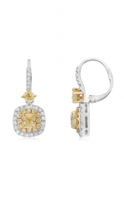 Roman And Jules Yellow Label Earrings KE3985WY-18K product image