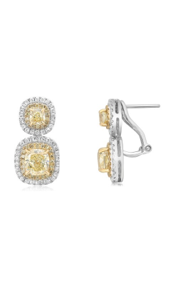 Roman And Jules Yellow Label Earrings KE3679WY-18K product image
