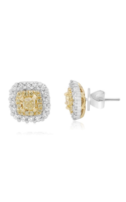 Roman And Jules Yellow Label Earrings NE738-1 product image