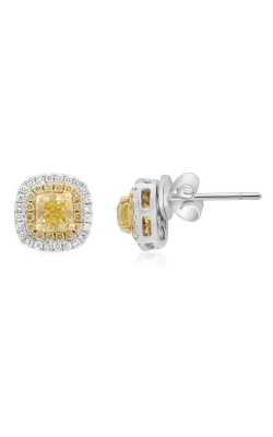 Roman And Jules Yellow Label Earrings KE1449WY-18K-3 product image