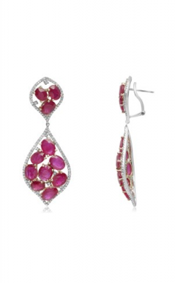 Roman And Jules Color Label Earring ME607-1 product image