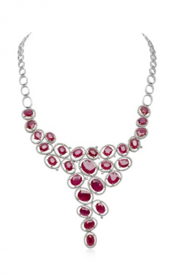 Roman and Jules Color Label Necklace MN607-1 product image