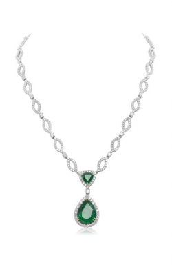 Roman and Jules Color Label Necklace NN720-1 product image