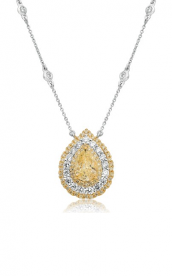 Roman and Jules Yellow Label Necklace NN766A-4 product image
