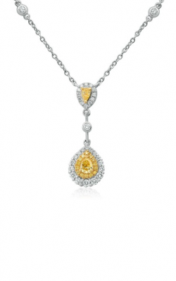 Roman And Jules Yellow Label Necklace NN782-2 product image