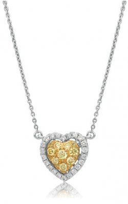 Roman and Jules Yellow Label Necklace NN884A-1 product image