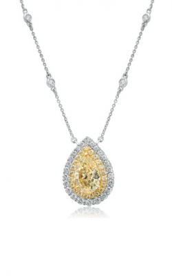 Roman And Jules Yellow Label Necklace NN847-6 product image