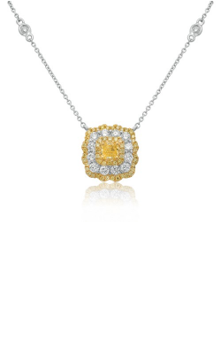 Roman And Jules Yellow Label Necklace NN766C-2 product image