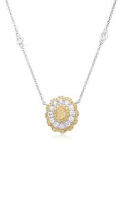Roman and Jules Yellow Label Necklace NN766-2 product image