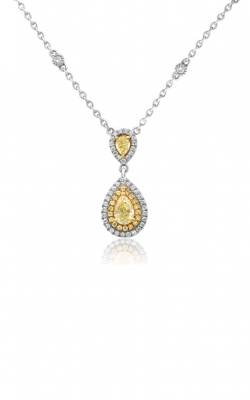 Roman And Jules Yellow Label Necklace N249WY-18K product image