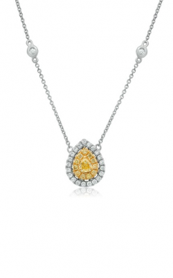 Roman And Jules Yellow Label Necklace NN817D-5 product image