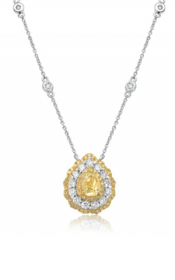 Roman And Jules Yellow Label Necklace NN766A-2 product image