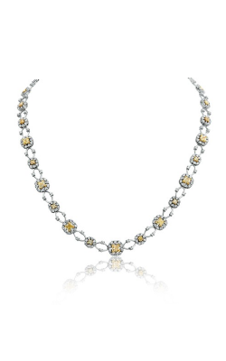 Roman and Jules Yellow Label Necklace KN2242WY-18K product image