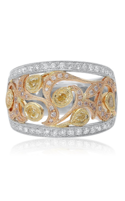 Roman and Jules Yellow Label Fashion ring 1158-1 product image