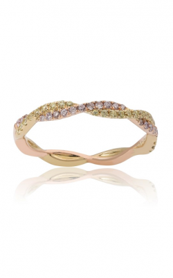 Roman and Jules Fashion Label Ring KR2381YR product image