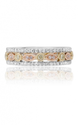 Roman and Jules Fashion Label Ring KR2700WRY product image