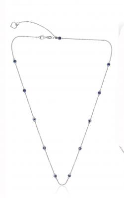 Roman and Jules Fashion Label Necklace UN1733-14 product image