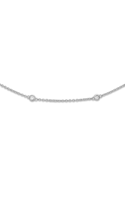 Roman And Jules White Diamond Station Chain UN1732-14 product image