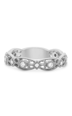 Roman And Jules Ornate Milgrain Diamond Band UR2166-1 product image