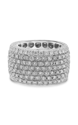 Roman And Jules White Gold Seven Row Eternity Band NR894-12 product image