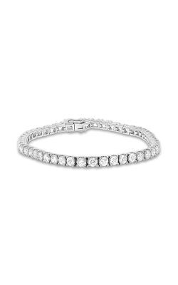 Roman and Jules Classic White Gold & Diamond Tennis Bracelet UB1804-29 product image