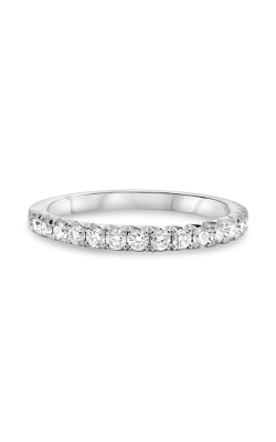 Roman and Jules KR5280W-WB 18K White Gold Wedding Band product image
