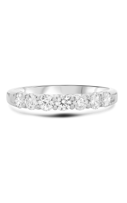 Roman And Jules White Gold Seven Stone Diamond Band UR1483W-A-4 product image