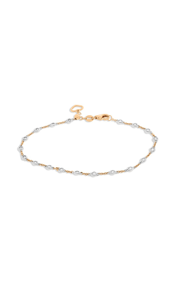 Roman And Jules Rose Gold Diamond By The Yard Bracelet UB1739-3 product image
