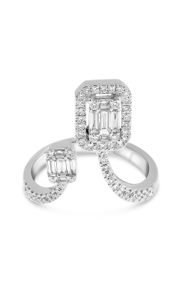 Roman And Jules Fashion Rings Engagement Ring DR1029-1 product image